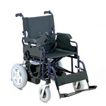 AZMED Electric Steel Fold-able Wheelchair 250W model  AZ 110A